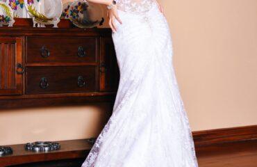 9 Super Wedding Dresses For Mature Brides