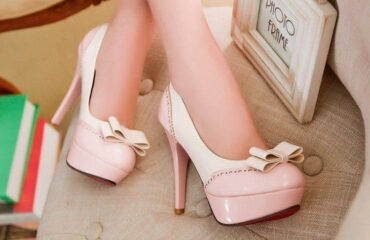 16 Stunning Wide Heel Shoes
