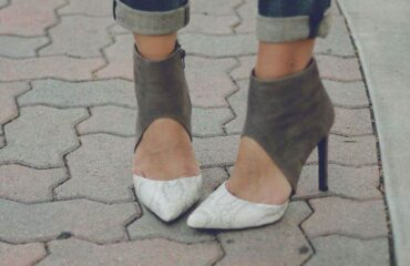 10 Coolest Wood Heel Shoes