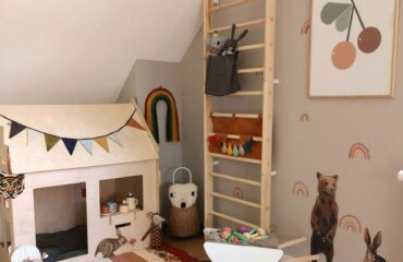 6 Tips on Woodland Baby Room